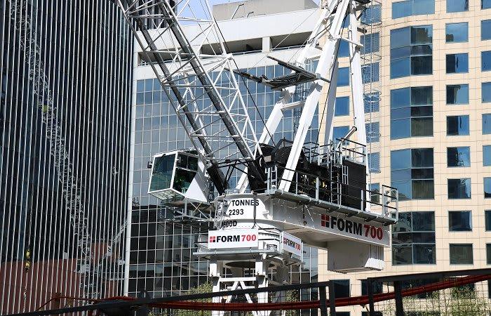 Its a record! Metropolitan Melbourne crane count November 2017