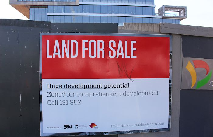 Is Dandenong headed for a fire sale?