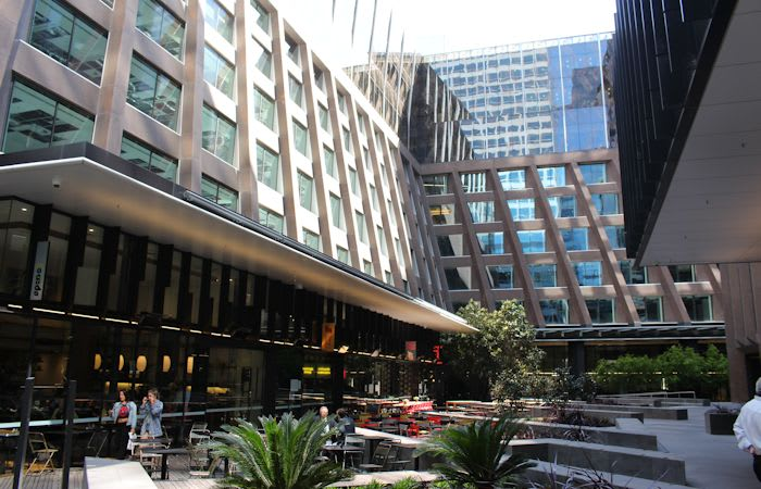 St James Retail brings a market-style experience to the CBD