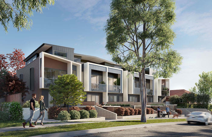 New luxury complex The Terraces has launched in Willoughby
