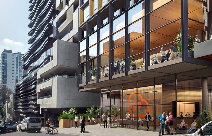Iglu Student Accommodation heads for South Yarra