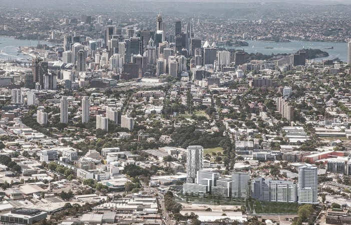 Mirvac's $240 million Zetland development hits planning