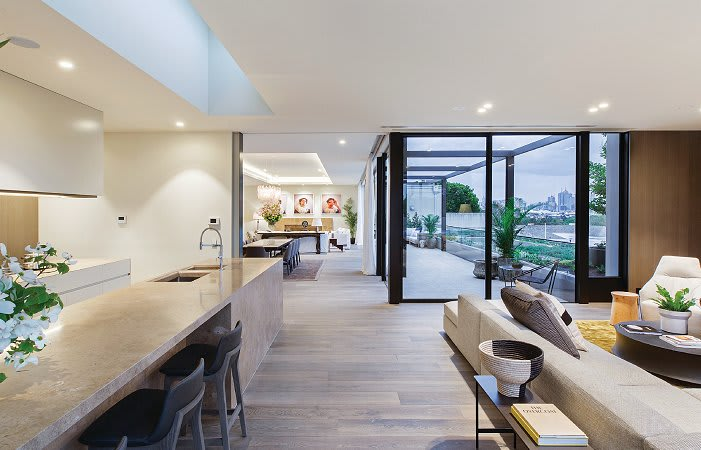 What it takes to deliver Melbourne's latest $20 million penthouse