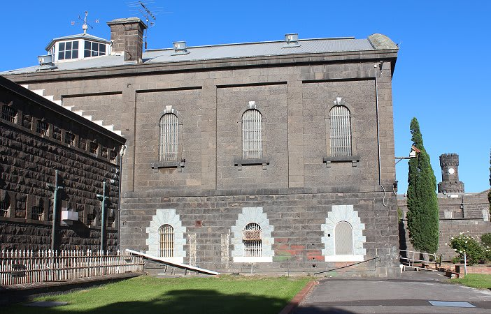 Pentridge's silver tower heralds further change within the historic precinct