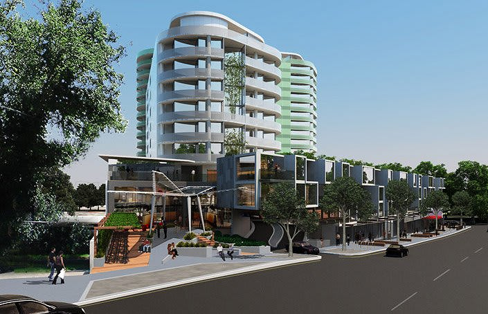 Woolies North Melbourne site for sale