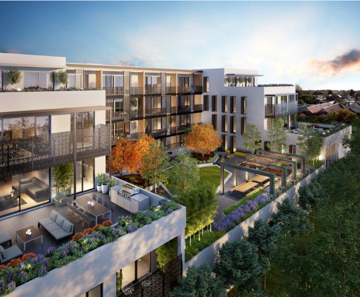 Doncaster East's apartment market rises to Prominence