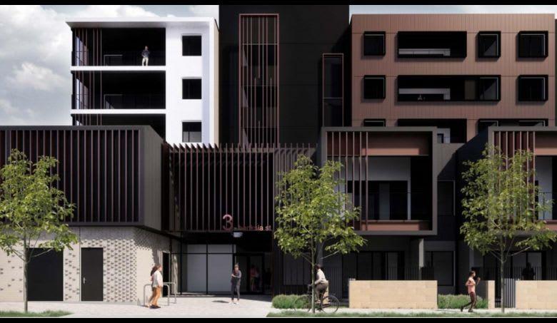 Grace Apartments, Glenside. Image: