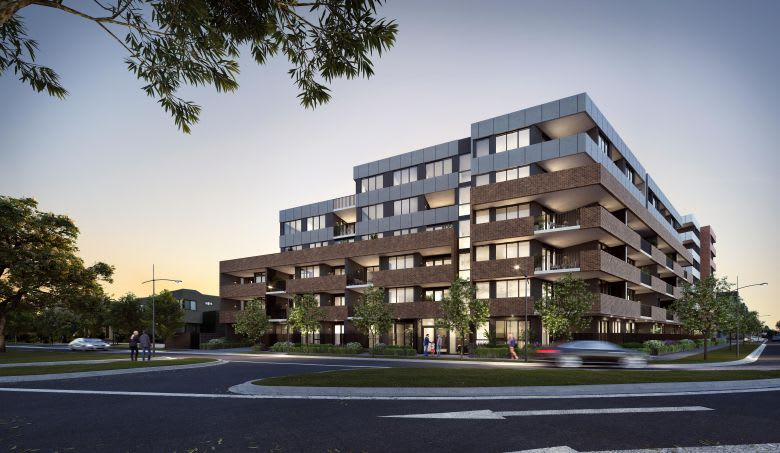 Aster Apartments. Image: Supplied