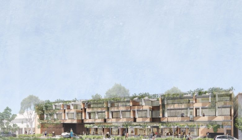The development plans submitted to the Byron Shire Council