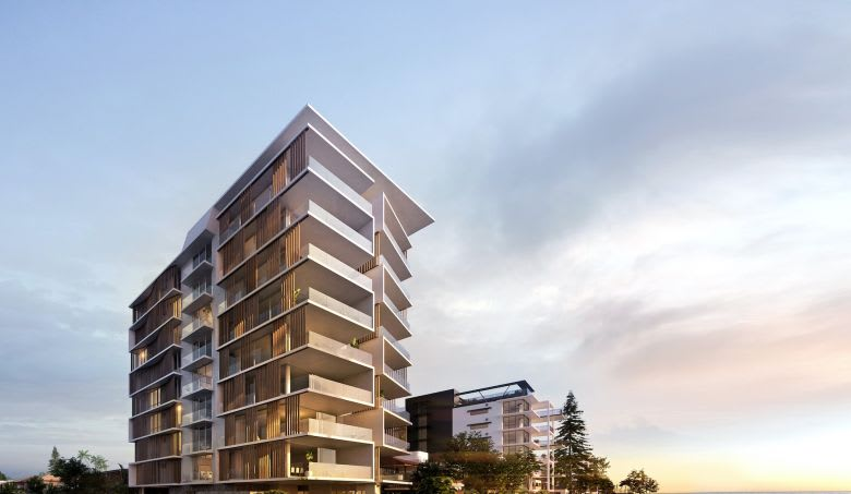 Cru Collective's sold-out Siarn Palm Beach development