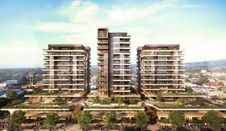 The proposed development Eighty Eight O'Connell. Source: City of Adelaide