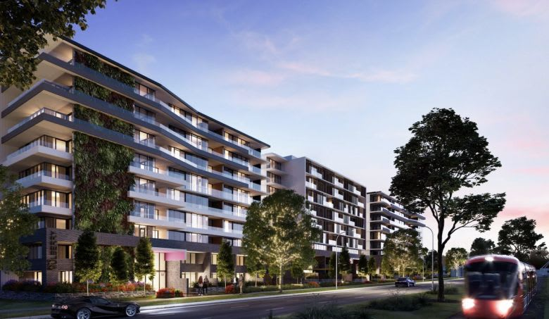 The renders of Mulberry in Dickson. Image supplied