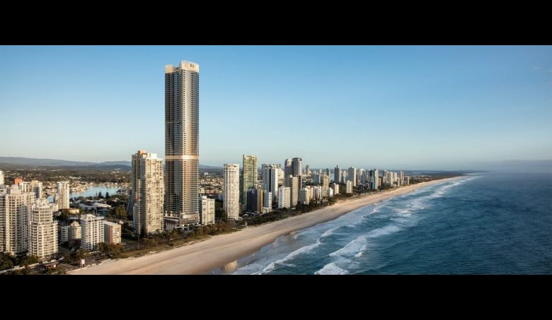 Ocean, Surfers Paradise. Image: Supplied
