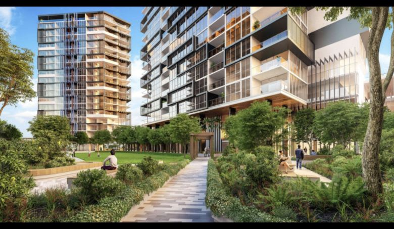 The Prime apartments at Macquarie Park. Image supplied