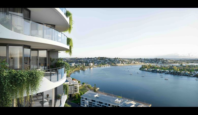 Quay Waterfront, Newstead. Image: Supplied
