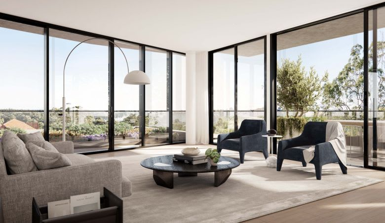 Riversa in Cammeray will home just 18 apartments. Image supplied
