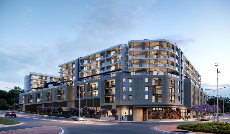 Shenton Quarter, Shenton Park. Image: Supplied