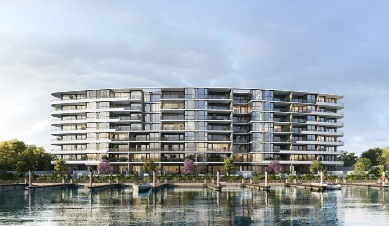 Aniko are hoping to get approval for marina berths. Image supplied