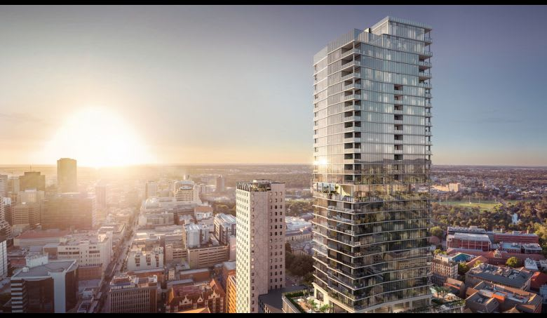 The Adelaidean, Adelaide. Image: Supplied