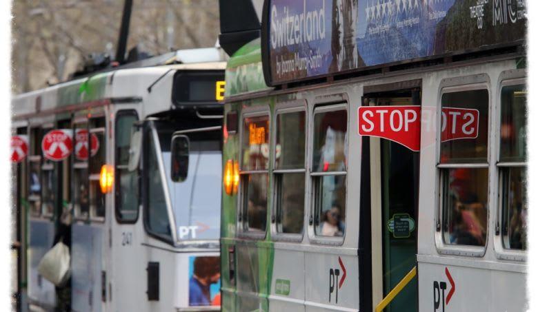 We Tram Melbourne: 16SEP06