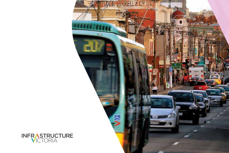 Infrastructure Victoria releases new paper, initiatives to tackle congestion in the short term