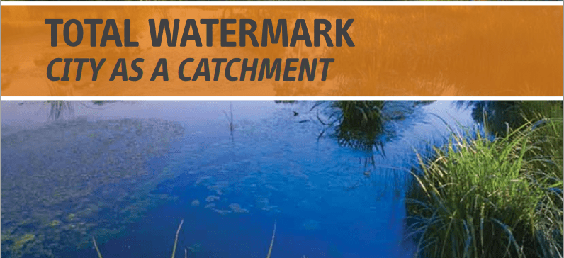 Total Watermark - Making Melbourne a Water Catchment