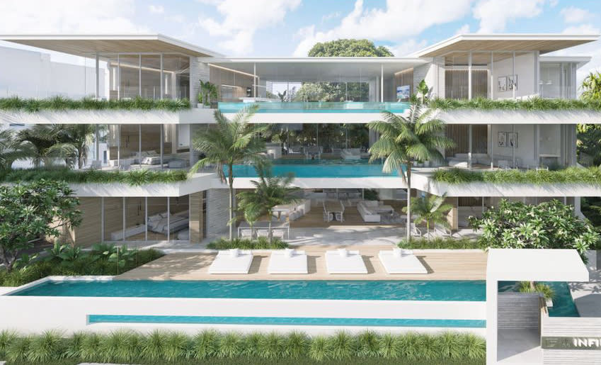 Infinity units for sale in Noosa's limited new development market