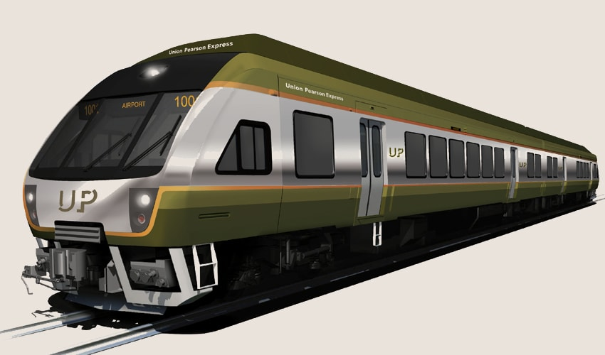 Is Toronto's airport rail link a model for Melbourne?