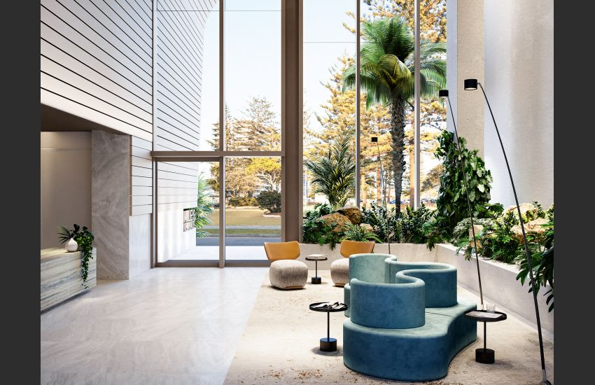 Miles Residences, Kirra Point. Image: Supplied