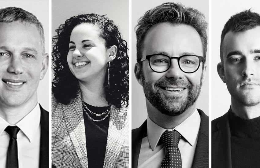 Four change-makers transforming the face of property