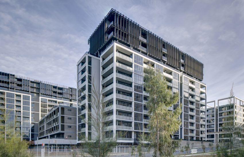 Promenade at Parramatta. Image: Starryland