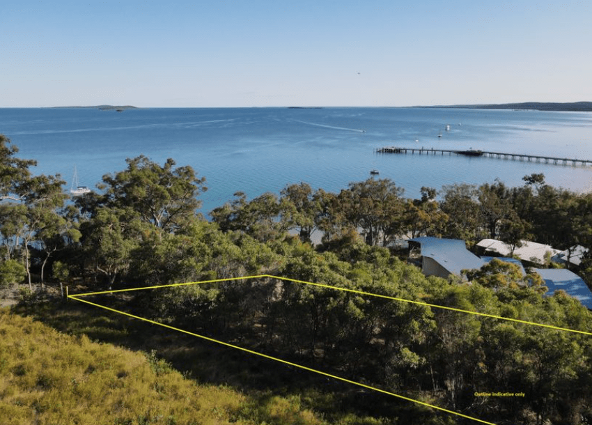 Beachfront land on Fraser Island listed for mortgagee auction