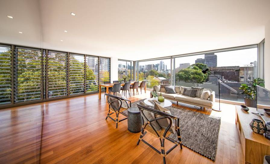 Republic 2, Darlinghurst sub-penthouse listed for June auction