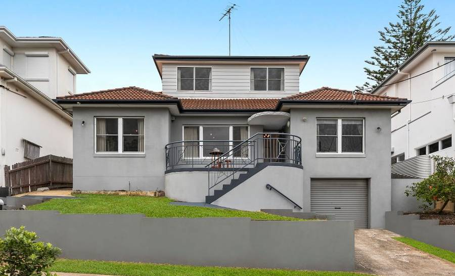 Adam Cranston investment Vaucluse property up for mortgagee sale
