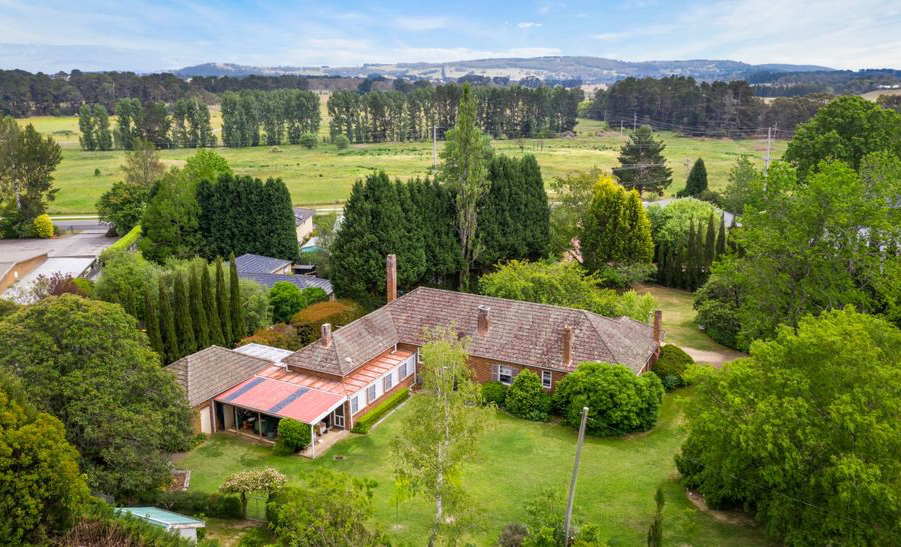 1930s Moss Vale trophy home Wetheral listed