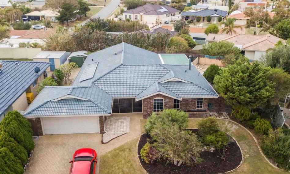 Mandurah mortgagee home in Halls Head under offer