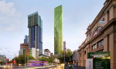 Victoria One - 452 Elizabeth Street, Melbourne - Apartments