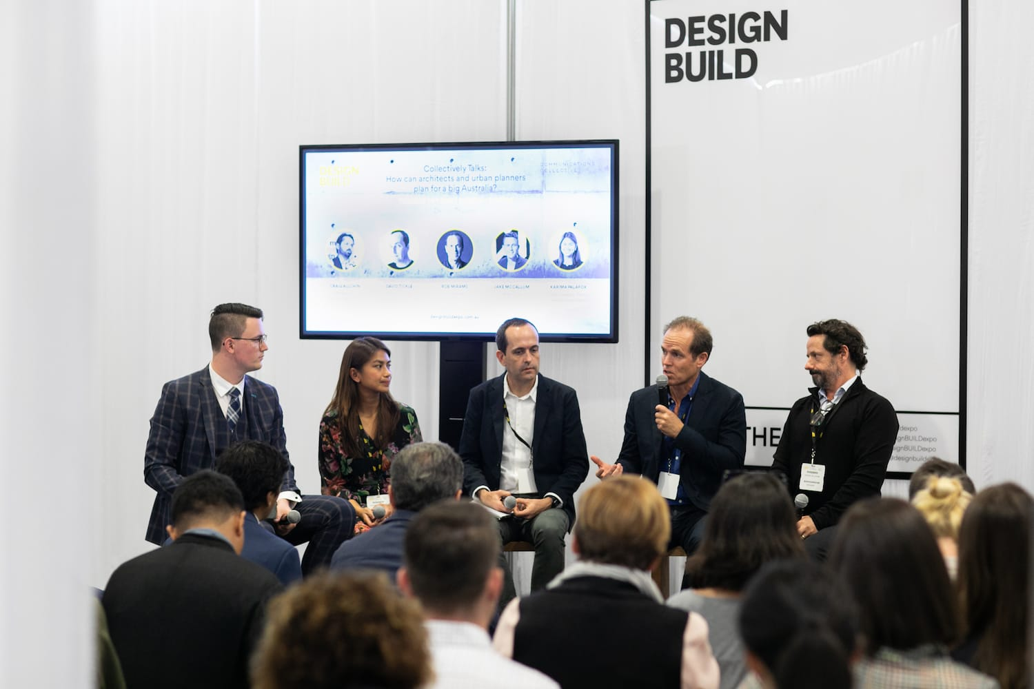 DesignBUILD coverage: Wrap-up of DAY ONE