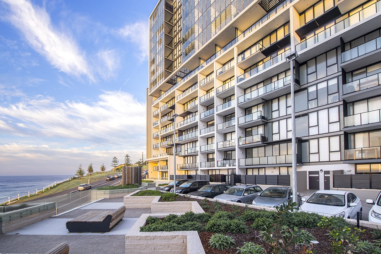 NSW apartment of the week: Arena Apartments Newcastle