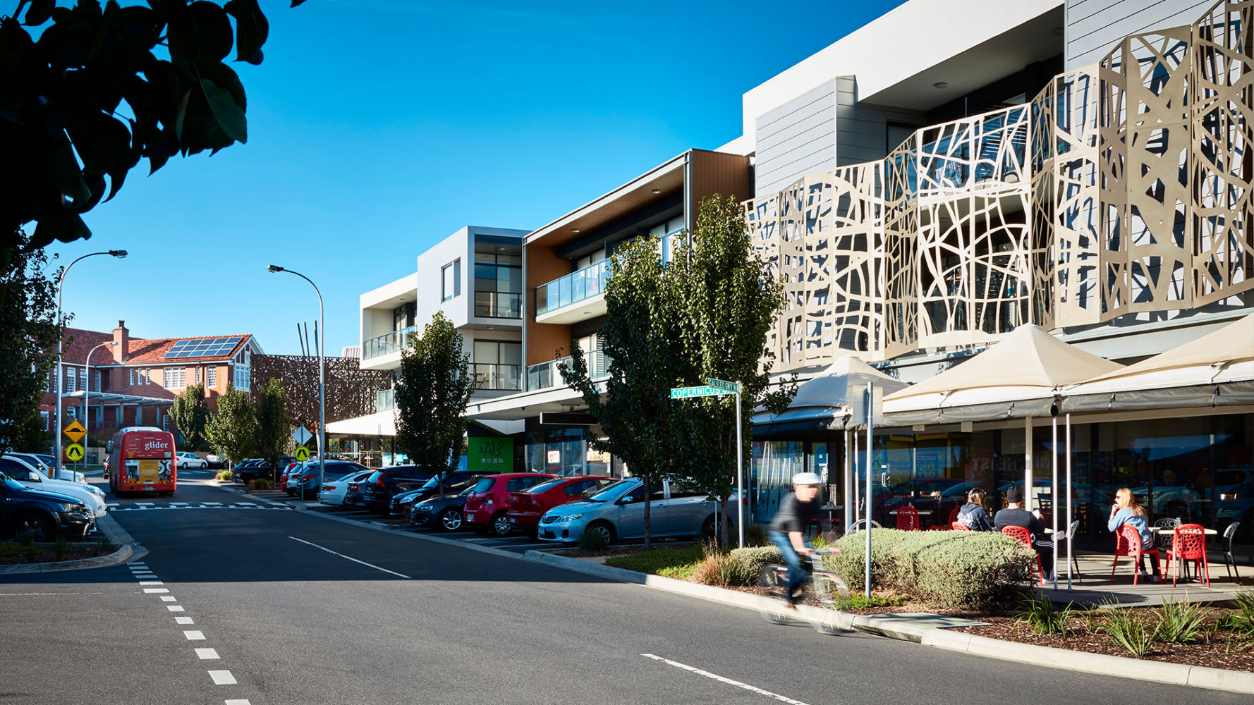 Q&A: Clarke Hopkins Clarke's Polaris Town Centre enters its final phase