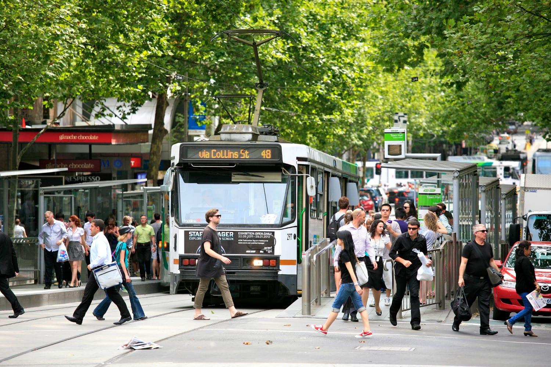 City of Melbourne's transport refresh background paper advocates for better metropolitan-wide PT