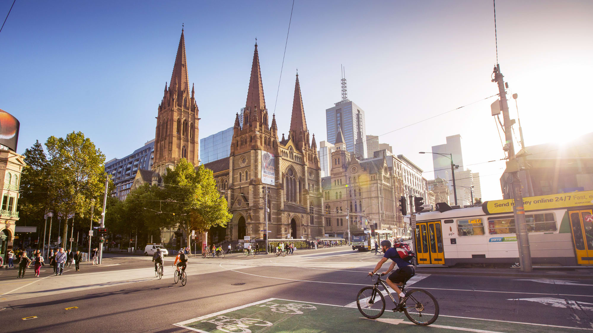 City of Melbourne's transport strategy refresh - should it not apply to other municipalities?