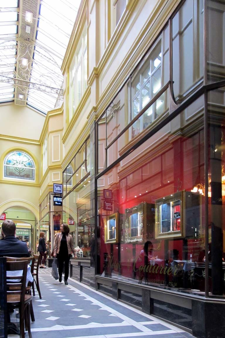 The Royal Arcade - A Golden Oldie