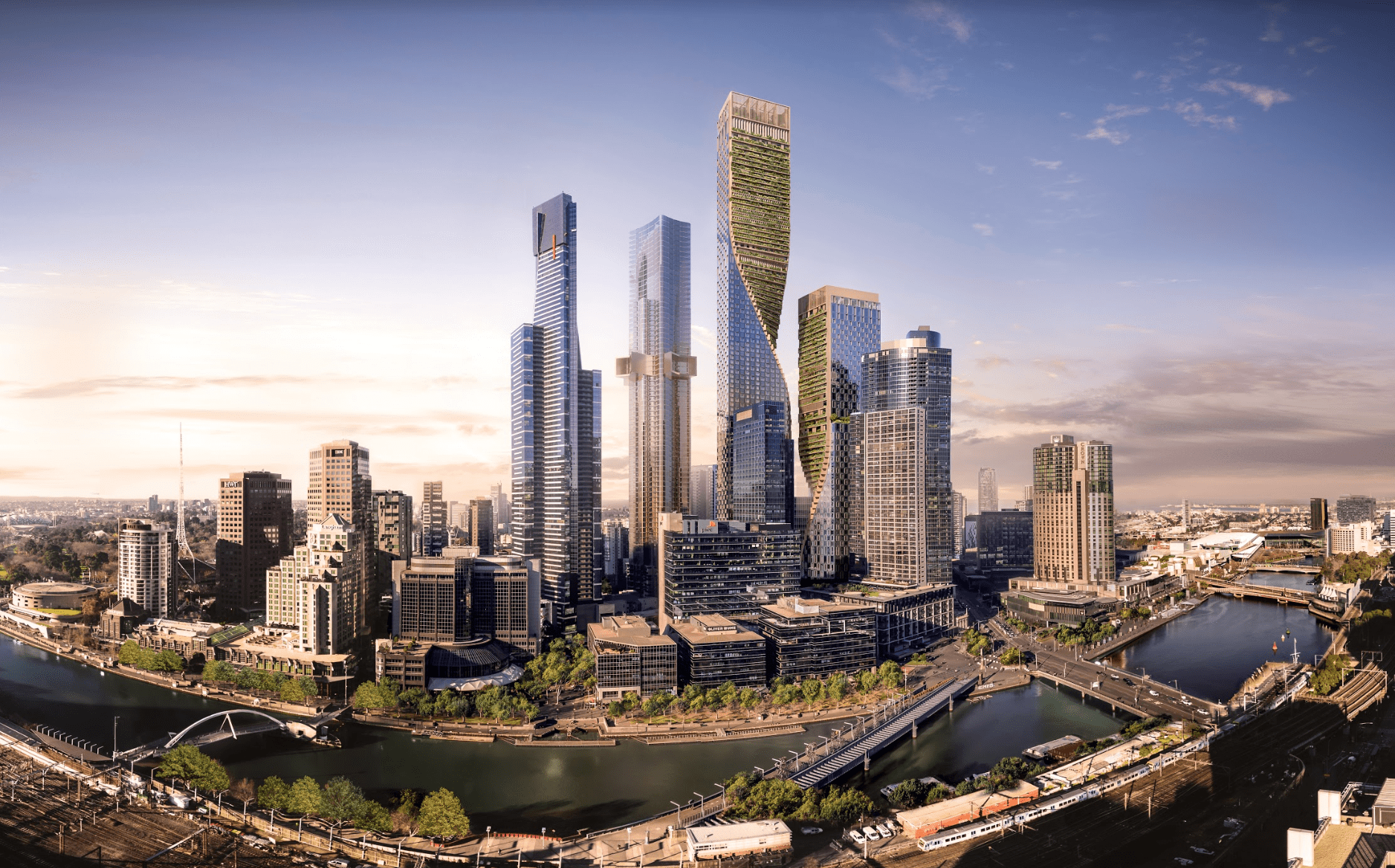 Beulah International submits planning application for Southbank by Beulah
