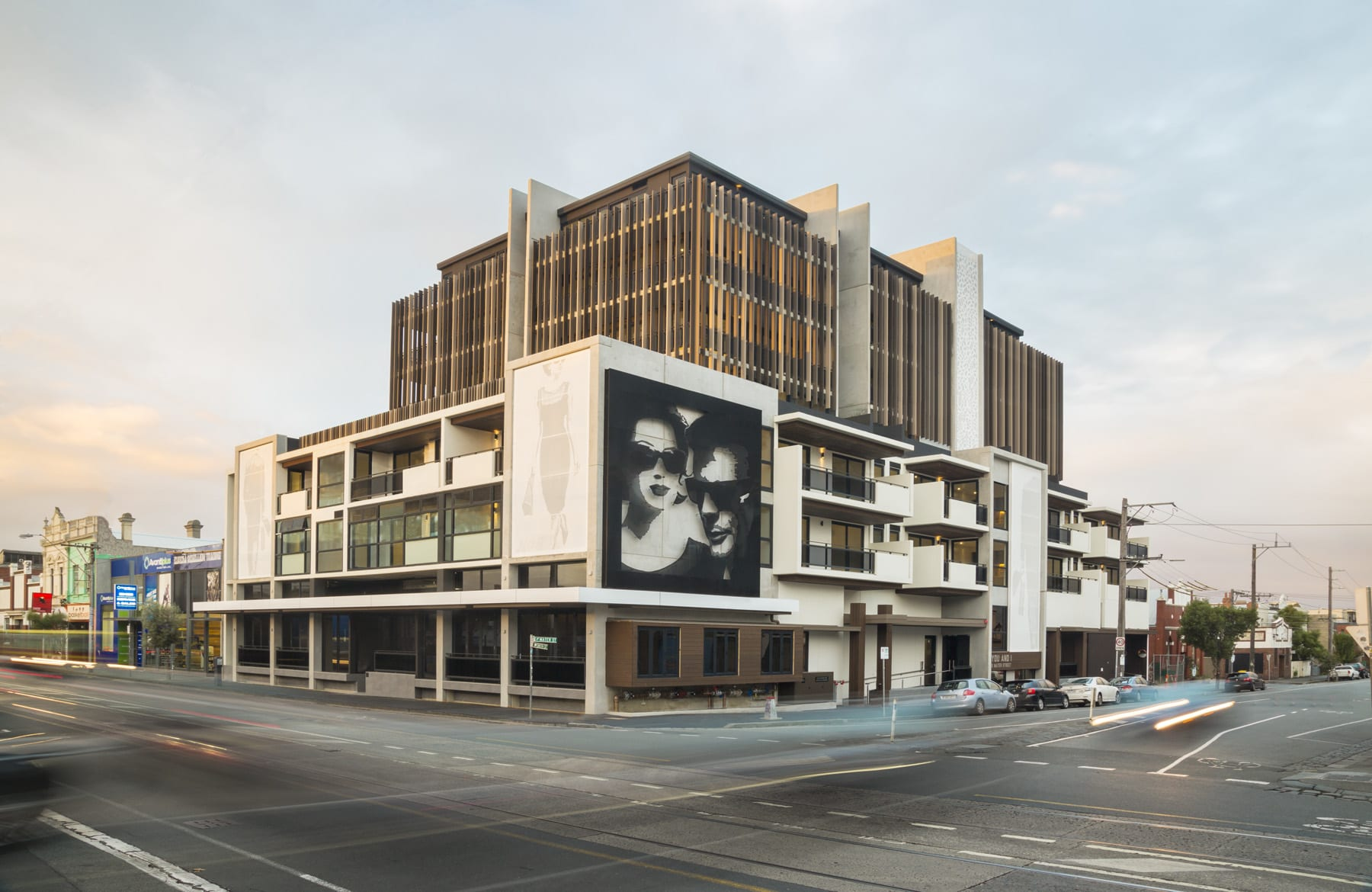 You & I Exterior. Image courtesy of ICD Property