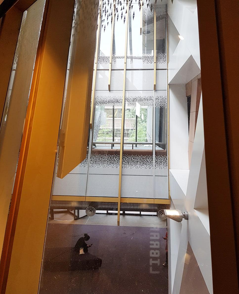 A tour of RMIT's New Academic Street