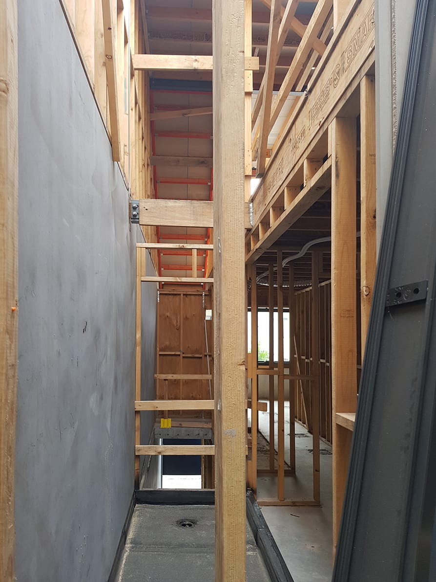 On site with Wulff Projects (Part 01) : Newry Street Richmond