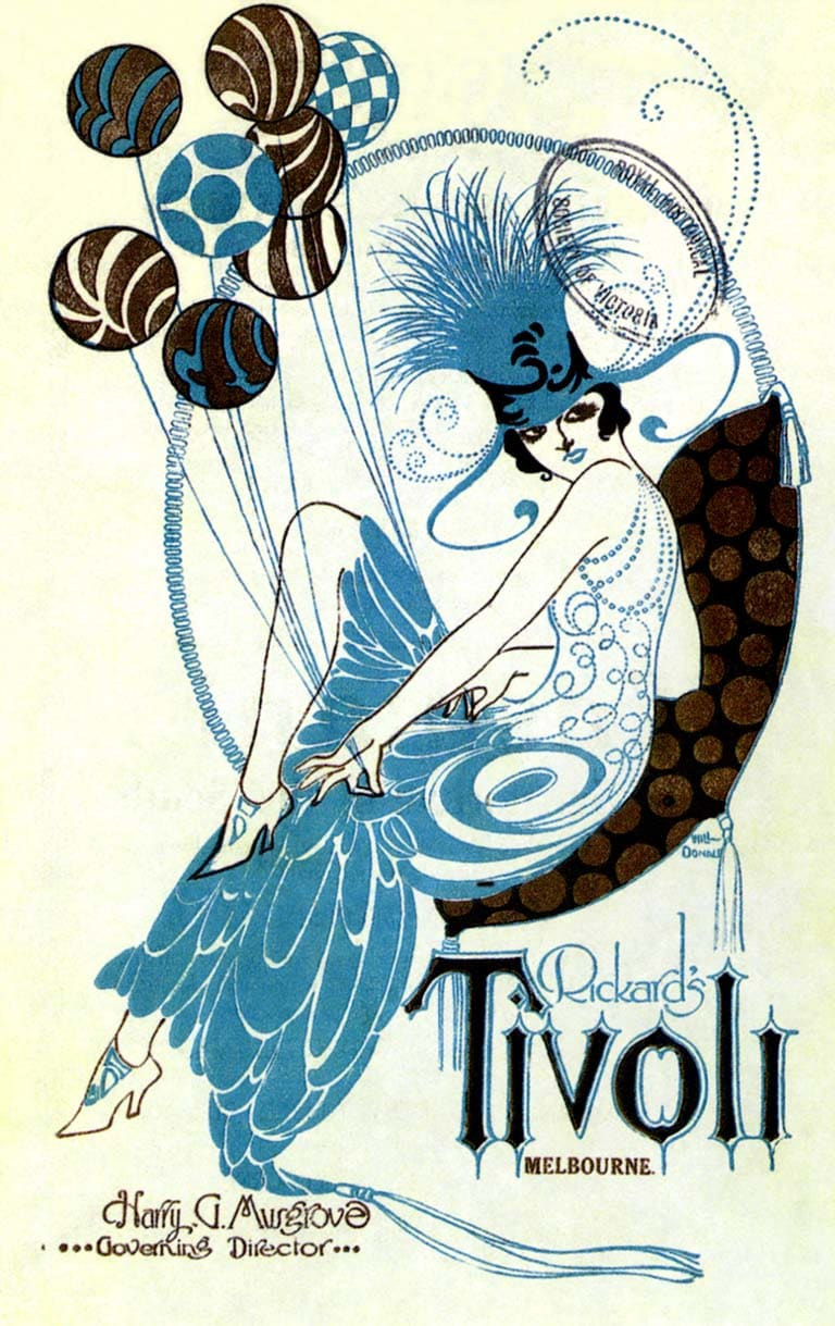 The Titillating Tivoli Theatre