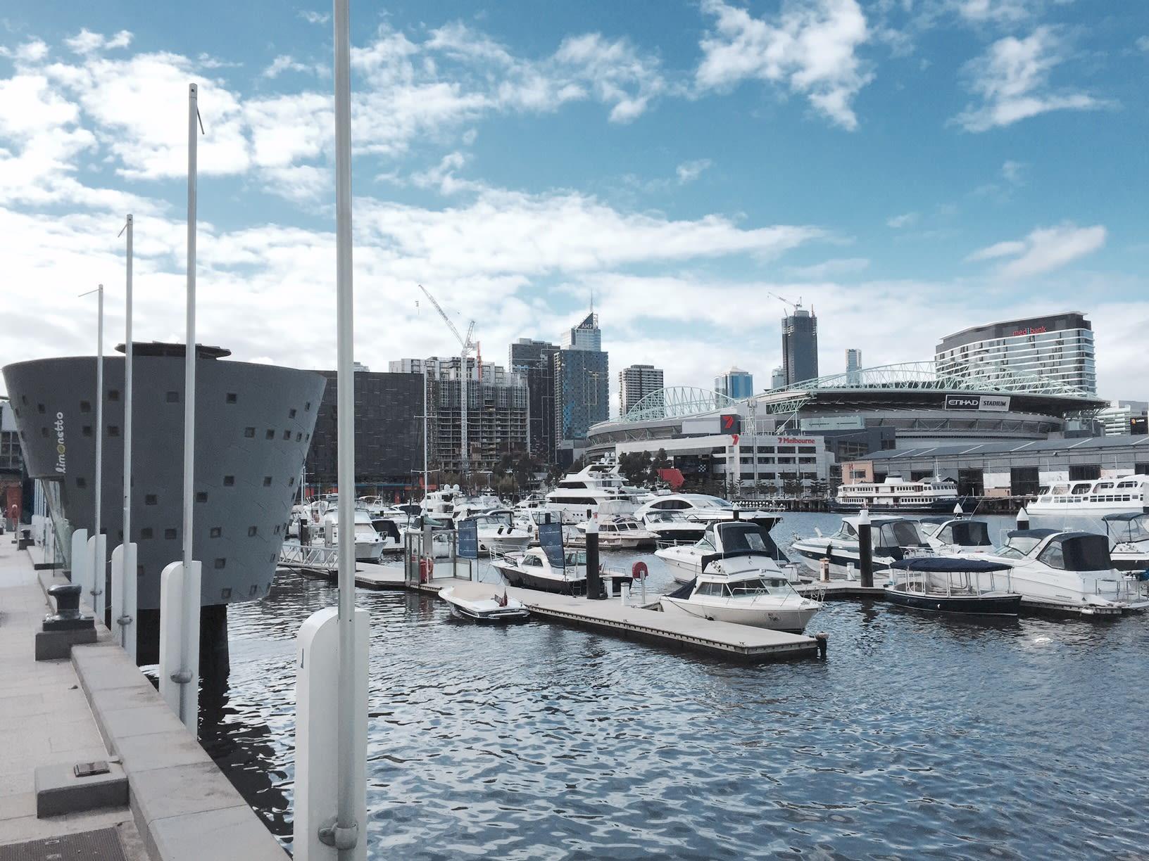 Docklands. © Urban Melbourne