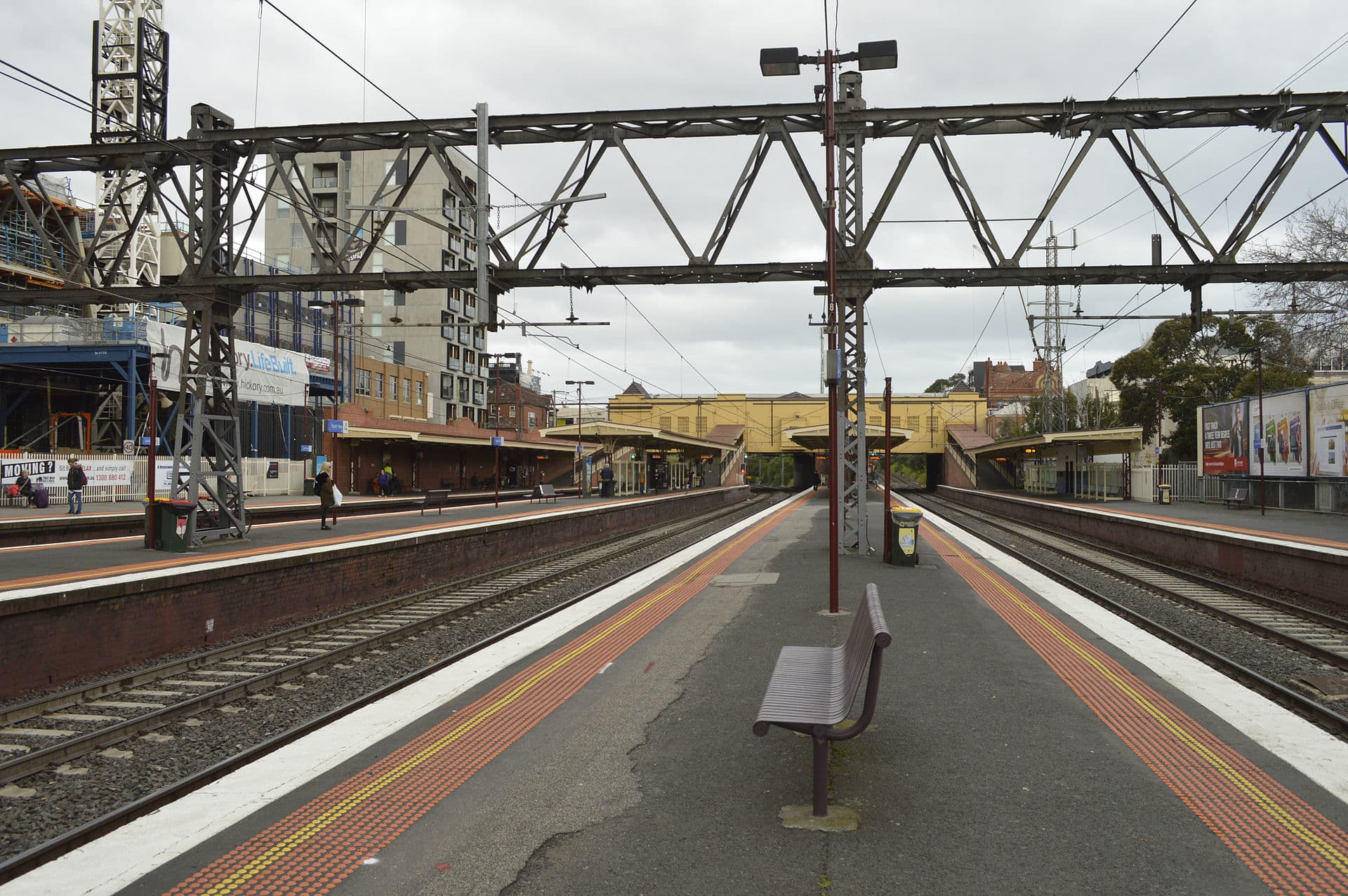 Comment: South Yarra platforms for Melbourne Metro Rail ruled out